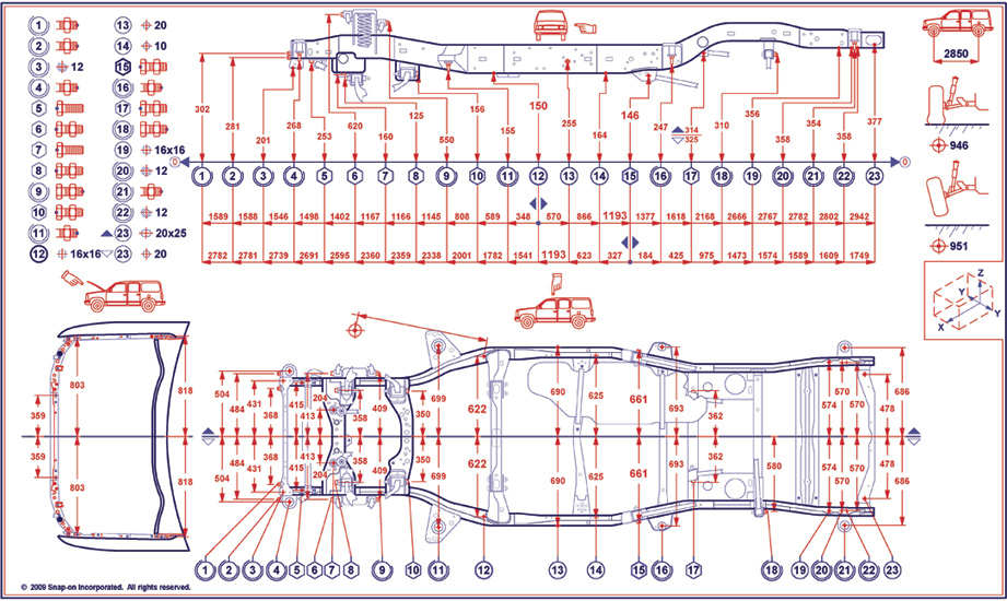 Car Frame Schematic Data Wiring Diagrams