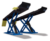 Hofmann 10K Scissor Alignment Lifts