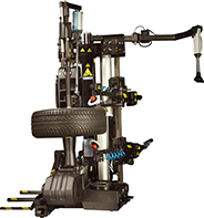 monty™ 8600 High-Productivity Dual Bead Breaker Leverless Automated Tire Changer