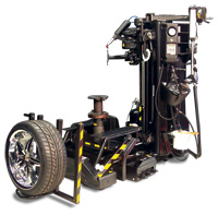 Hofmann monty FA 1000 Fully-Automatic Tire Changer