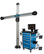 Hofmann geoliner 680 XD Imaging Wheel Alignment System