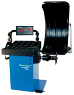 Hofmann geodyna 2800 Wheel Balancer