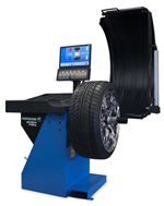 Hofmann geodyna 9300 Wheel Balancer
