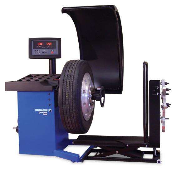 Wheel Balancers Geodyna 174 980l Hofmann Automotive Wheel