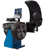 Hofmann geodyna Optima II Fully Automatic Diagnostic Wheel Balancer