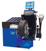 Hofmann geodyna Optima Wheel Balancer