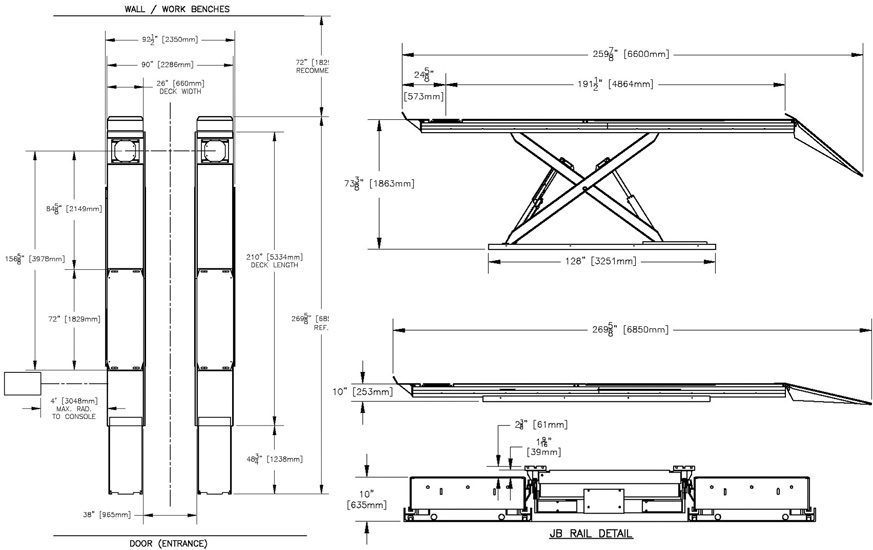 Hydraulic Lift Schematic : Hydraulic lift drawing