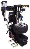 Hofmann Introduces The monty Universal 2 Lever-Less Tire Changer