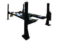 John Bean 14k 4-Post Open Front Alignment Lift