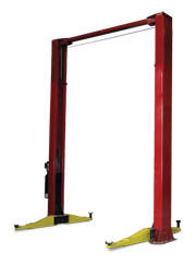 John Bean 18K 2-Post Automotive/General-Purpose Lift