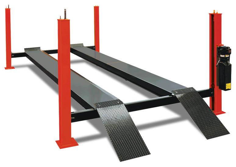Four Post Vehicle Lift : Automotive lifts