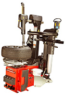 John Bean EHP System V Two-Speed Tire Changer