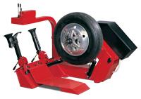 John Bean T8010TR Heavy-Duty Truck Tire Changer