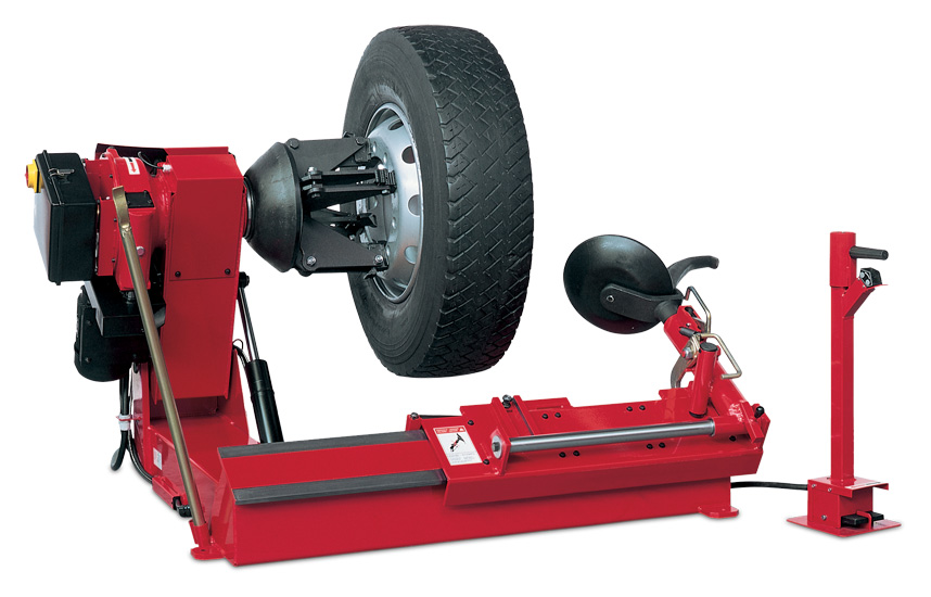 snap on tire machine