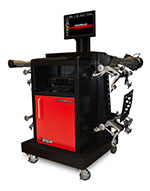 John Bean Prism Mobile Wheel Alignment System