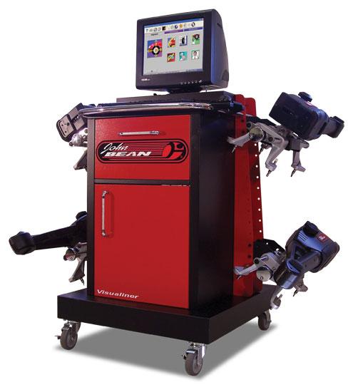 bean alignment machine calibration