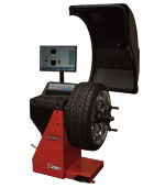 John Bean B200S Wheel Balancing System