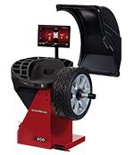 John Bean B800P Wheel Balancing System