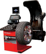 John Bean BFH 1000 Wheel Balancer