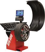 John Bean BFH 800 Wheel Balancer