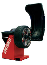 John Bean VPI System II Wheel Balancer