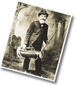 John Bean's heritage began with a retired inventor named John Bean, and his founding of the John Bean Spray Pump in 1904.