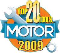 Motor Magazine Top 20 Tools 2009