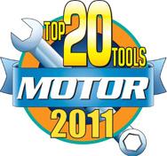 Motor Magazine Top 20 Tools 2011