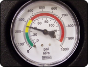 Integrated Pressure Limiter