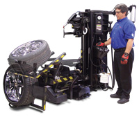 Intelligent Wheel Lift: Essential For Today's Heavy Tires and Wheels