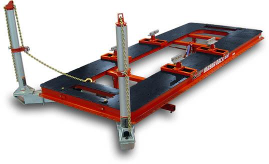 Magna Rack BT/CT Series Collision Frame Straightening Racks: Kansas ...