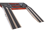 Light-Weight Steel Ramps